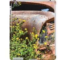 Ford in overgrowth  iPad Case/Skin