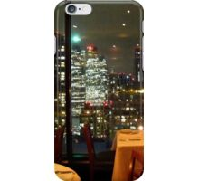 Fine Dining in Toronto, Can iPhone Case/Skin