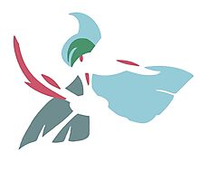 Mega Gallade Photographic Print