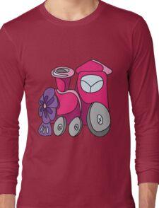Little toy train Long Sleeve T-Shirt