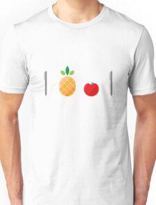 Pen Pineapple Apple Pen - PPAP Design Unisex T-Shirt