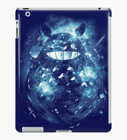 the big friend nebula iPad Case/Skin
