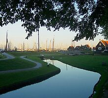 Enkhuizen by Morag Anderson
