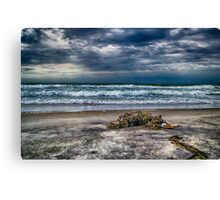 Ocean after the storm Canvas Print