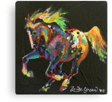 Starburst Pony (for Skyhorse) Canvas Print
