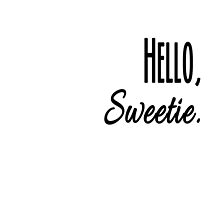 Hello, Sweetie by CupcakeNCompany