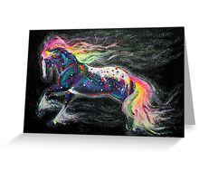 Starborn Pony Greeting Card