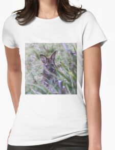 Wallaby Womens Fitted T-Shirt