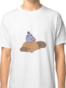 platypus quail Classic T-Shirt