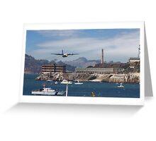Fleet Week on the Bay Greeting Card