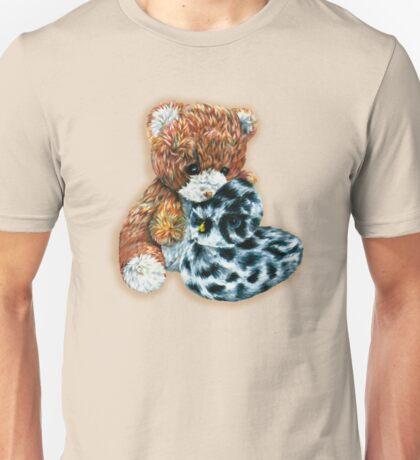 Teddy bear cuddles  Unisex T-Shirt
