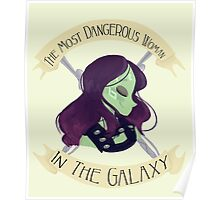 The Most Dangerous Woman in the Galaxy Poster