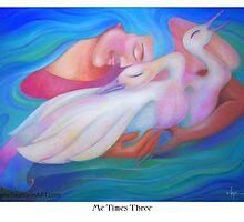 Me Times Three by Angela Treat Lyon