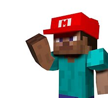 MInecraft Mario by SlickyRicky