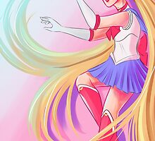 Sailor Moon by Dimension Bound