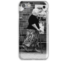 West End Local #3 iPhone Case/Skin
