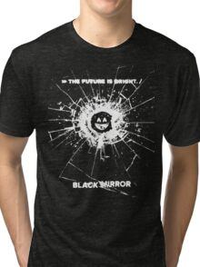 Black Mirror Tri-blend T-Shirt