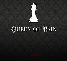 Queen of Pain Cheese Version case by cinematography