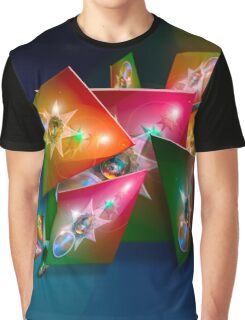 Lost in Music Graphic T-Shirt