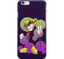 Your Favorite Limbless Hero iPhone Case/Skin