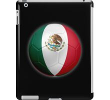 Mexico - Mexican Flag - Football or Soccer 2 iPad Case/Skin