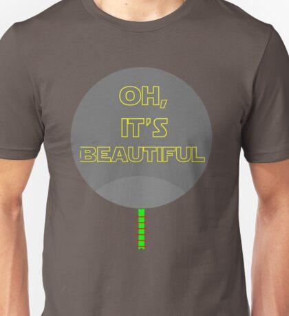 Oh, It's Beautiful - Director Krennic Death Star Unisex T-Shirt