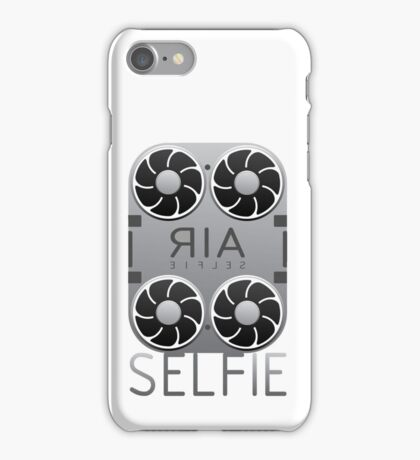 My Selfie Shirt iPhone Case/Skin