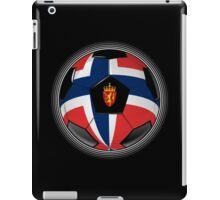 Norway - Norwegian Flag - Football or Soccer iPad Case/Skin