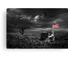 Remember... Canvas Print
