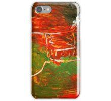 white mane iPhone Case/Skin