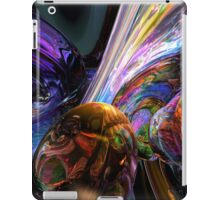 Calming Madness Abstract iPad Case/Skin