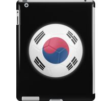 South Korea - South Korean Flag - Football or Soccer 2 iPad Case/Skin