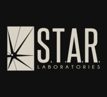 S.T.A.R. Laboratories by StarkidSir