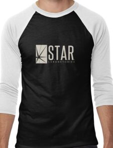 S.T.A.R. Laboratories Men's Baseball ¾ T-Shirt