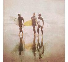 Surfers No.50 Photographic Print