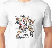 Yuri On Ice - Full Chibi Team! Unisex T-Shirt