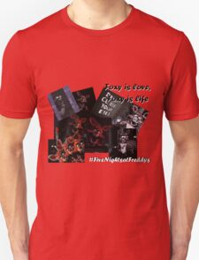 Five Nights at Freddy's: Foxy is Love T-Shirt