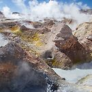 Sulphur Springs Bolivia by DianaC