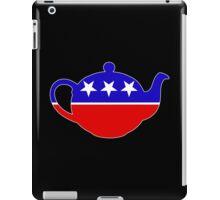 Tea Party - Republican Teapot iPad Case/Skin