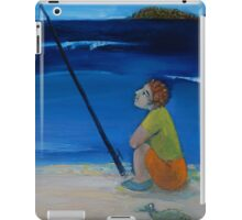 Catching a Moment iPad Case/Skin