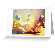 Angel Family IV Greeting Card