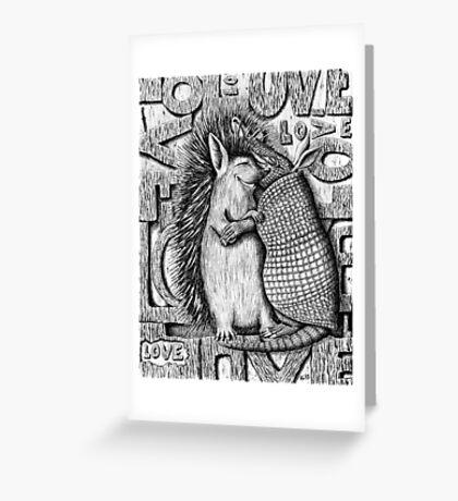 Love  Greeting Card