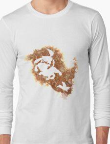 Duck Hunt Spirit Long Sleeve T-Shirt