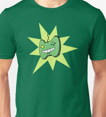 Gaming Controller Character Unisex T-Shirt