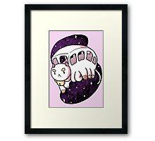 Puppycat Bus Framed Print