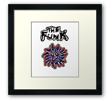 The Funk - Mighty Boosh Framed Print
