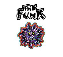 The Funk - Mighty Boosh Photographic Print