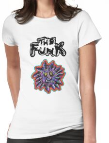 The Funk - Mighty Boosh Womens Fitted T-Shirt