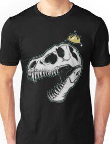 Dinosaur Royalty Unisex T-Shirt