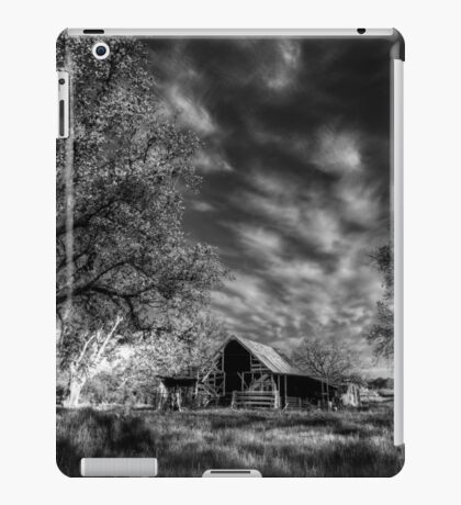 Monochrome  iPad Case/Skin